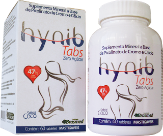 Hynib Tabs para Emagrecer: inibidor de apetite