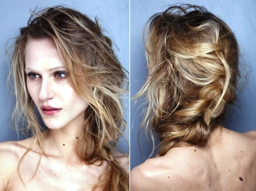 Penteados Fáceis para ir Trabalhar: modelos, fotos