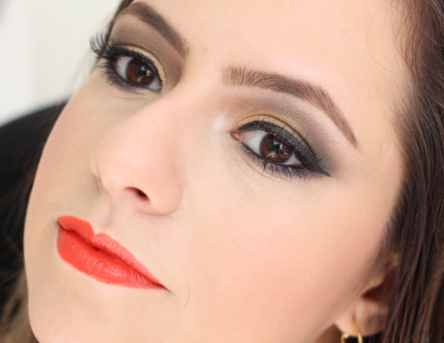 Maquiagens para Natal 2014: modelos, fotos