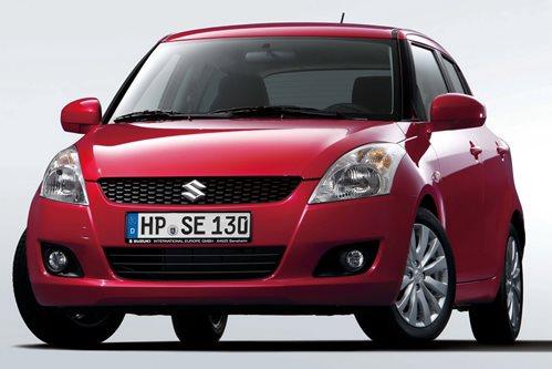 Novo Suzuki Swift: fotos,preços