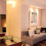 Apartamento Pequeno Decorado