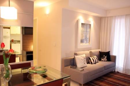 Apartamento pequeno decorado modelos fotos for Modelos de apartamentos pequenos