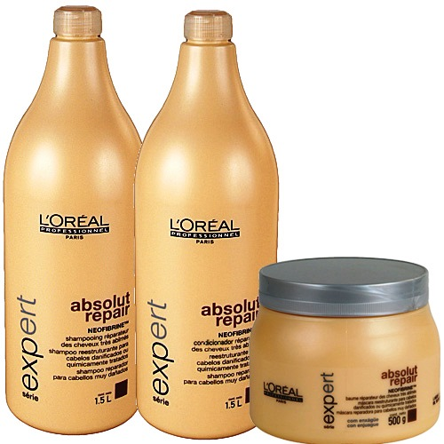 Kit Loreal Absolut Repair