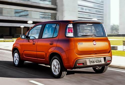 Fiat UNO 2015: fotos, preços