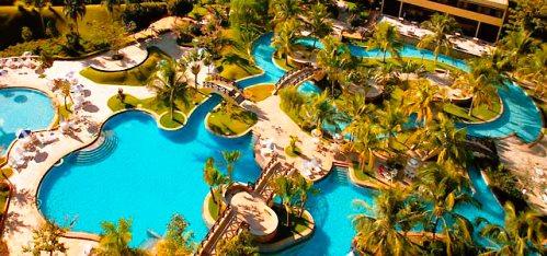 Resorts para Réveillon 2015