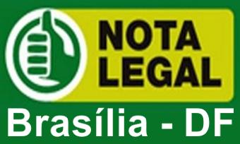 Nota Legal DF – Cadastro, Saldo (www.notalegal.df.gov.br)