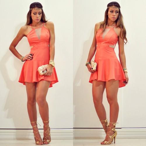 vestidos de festa moda 2015