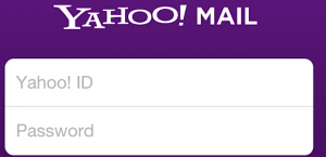 Login yahoo e-mail