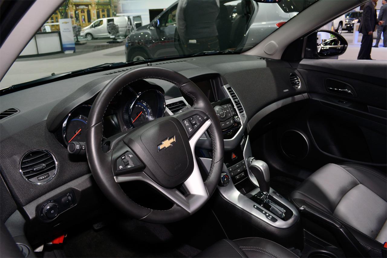 Chevrolet Cruze 2015 Pre Os Fotos Novidades