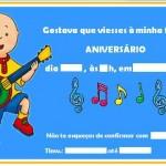 Fotos de Convites de Aniversário