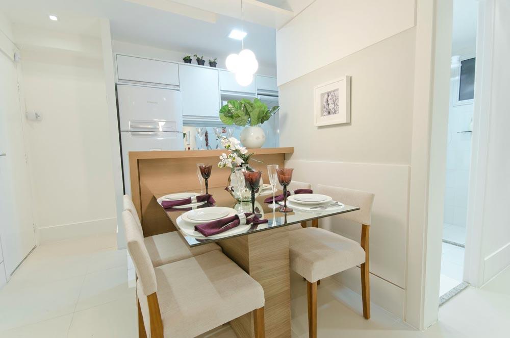 Sala De Jantar Pequena Com Janela ~ Sala de Jantar Pequena Dicas para decoração