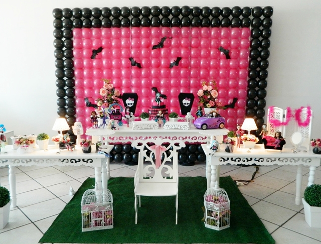 aniversario monster high