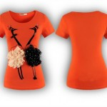 Customizar camisetas femininas