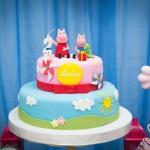 decoração peppa pig para festas de aniversário