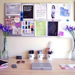 decorar um escritório para mulheres