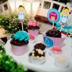 Decoração Alice no País das Maravilhas para Festas