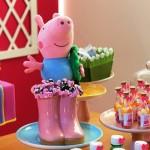 festa de aniversário peppa pig