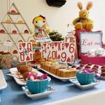Decoração Alice no País das Maravilhas para Festas e Aniversários