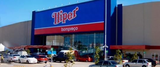 Site Hiper Bompreço
