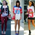 camisa futebol americano para mulheres