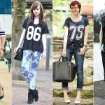 como usar camisas de futebol americano femininas
