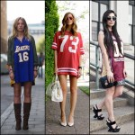 fotos de camisas de futebol americano para meninas