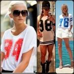 modelos de camisas de futebol-americano para mulheres