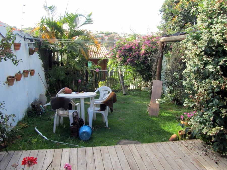 jardins quintal pequeno:Decoração para Quintal pequeno e simples