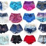 Shorts Customizados: Fotos e Sugestões para Customizar