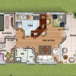 7 Projetos de casas pequenas e econômicas
