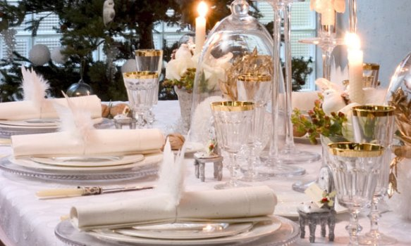 decoracao tudo branco:Decoração para Festa de Ano Novo – Inspire-se no Réveillon 2016