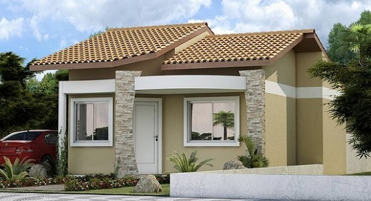 Fachadas de casas simples e bonitas fotos tattoo design bild for Casas pequenas y bonitas