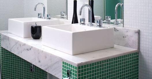 Cuba para Banheiro Modelos Redondos e Quadrados -> Cuba Para Banheiro Criativa