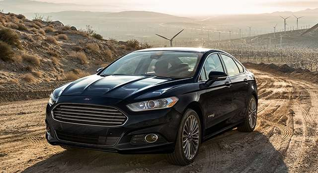 novo ford fusion 2016 pre os novidades e fotos. Black Bedroom Furniture Sets. Home Design Ideas