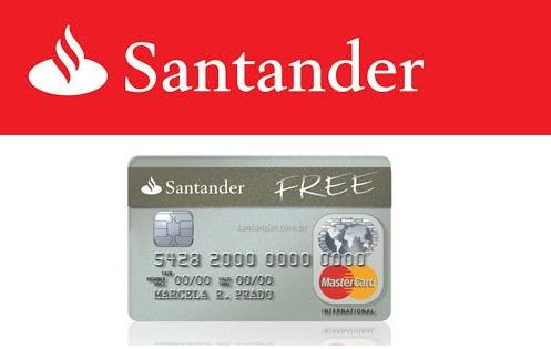 como-solicitar-cartao-santander-free