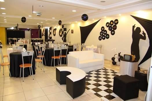 decoracao festa branca e preta:decoração de festa é um dos assuntos mais comentados da