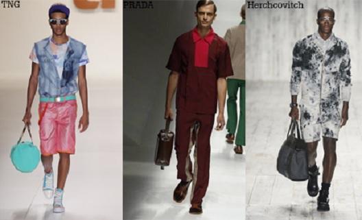 374cc9afc ... gostos e idades, bastando apenas que os homens entendam que eles podem  sim seguir a moda. Para ajudar a escolher a sua bolsa ou mochila, ...
