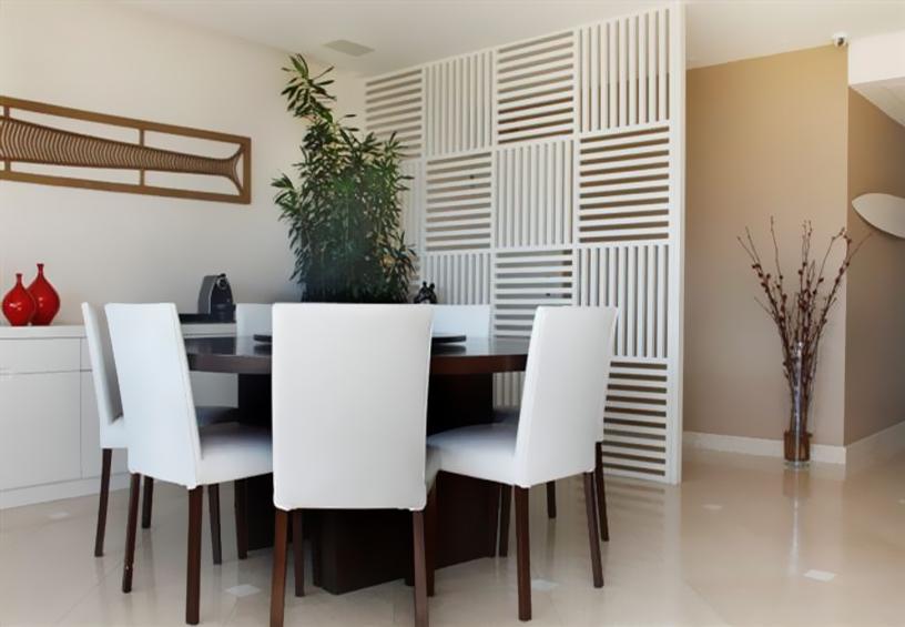 Sala De Jantar Pequena E Barata ~  de salas super modernas que podem servir de inspiração na criação