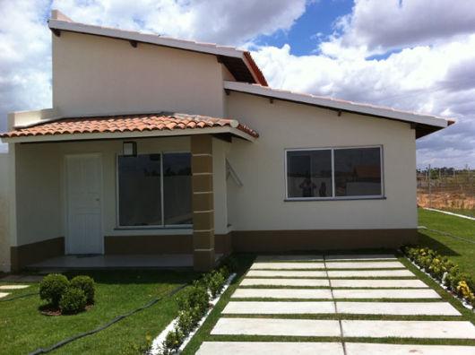 88 fachadas de casas pequenas e modernas for Modelos de patios de casas pequenas