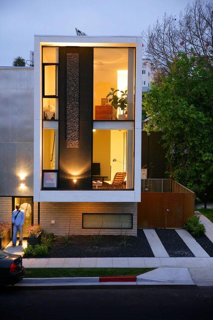 fachada-de-casa-clean-pequena-moderna