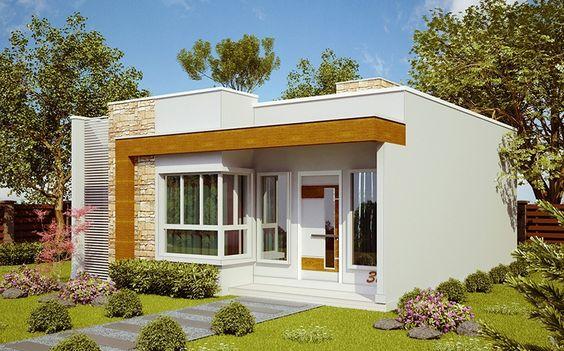fachada-de-casa-pequena-contemporanea