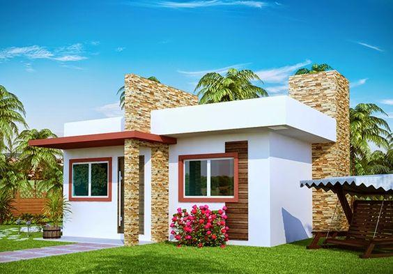 fachadas-casas-pequenas-com-jardim-na-entrada