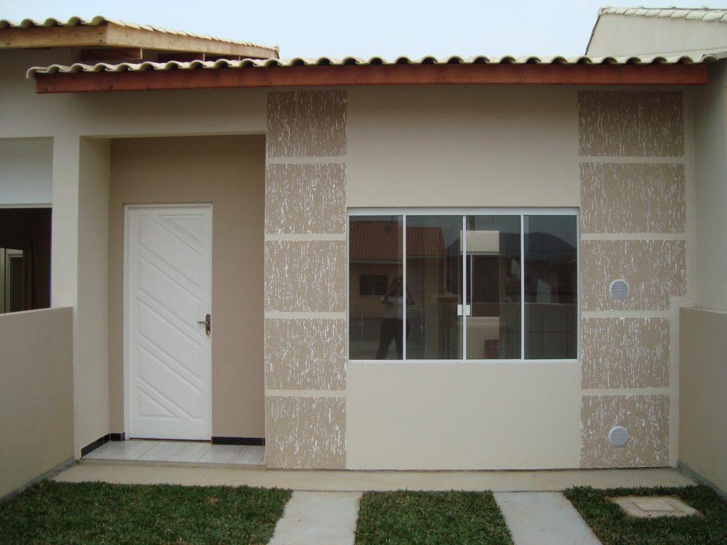 88 fachadas de casas pequenas e modernas