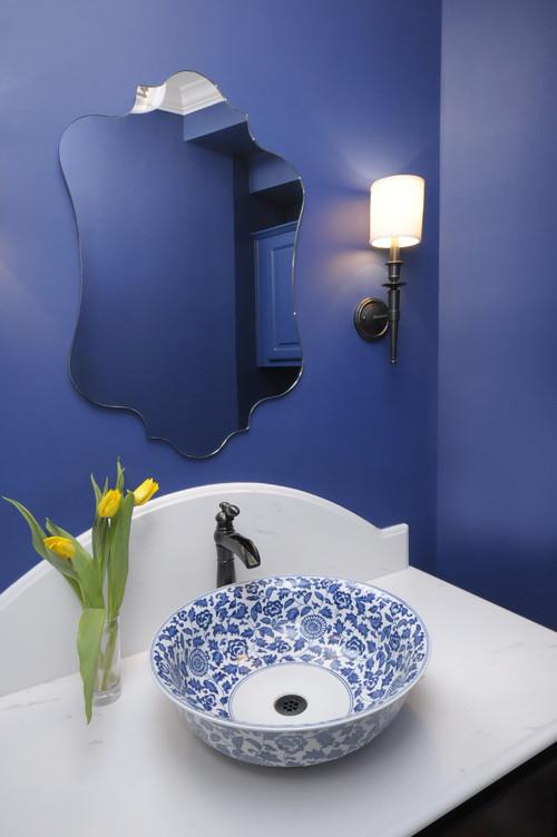 banheiros coloridos como fazer decoracao