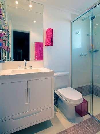banheiros coloridos decorados
