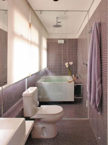 banheiros coloridos dicas