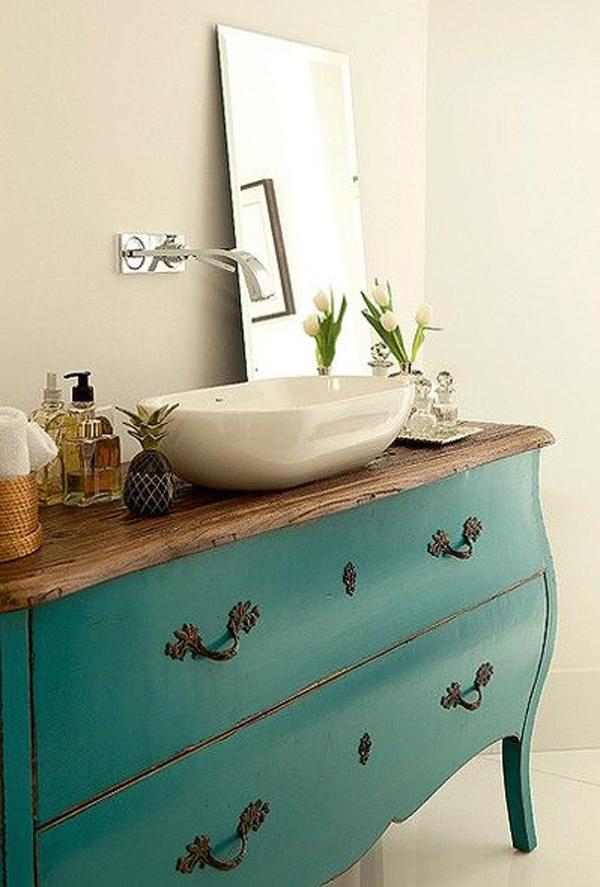 banheiros coloridos modelos