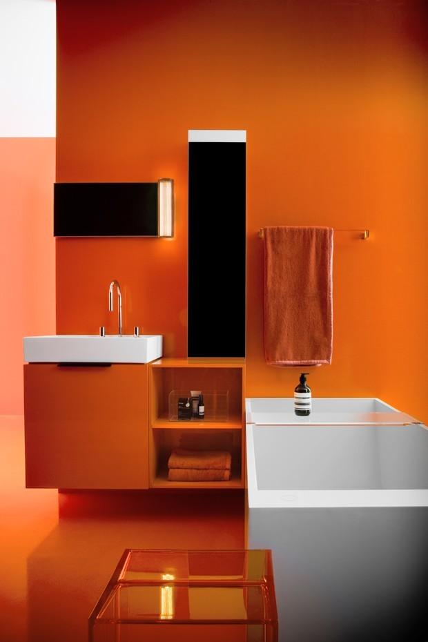 dicas de banheiros coloridos