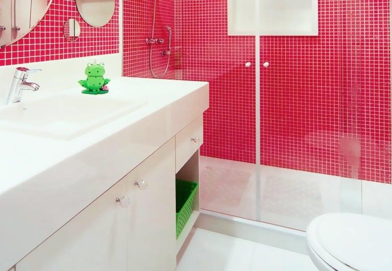 dicas para decorar banheiros-coloridos