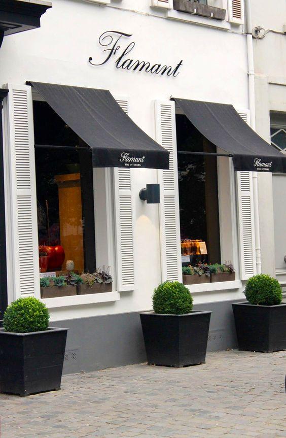 Modelos de Fachadas de lojas modernas